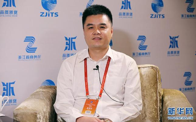 """夏禹桨:浙南产业集聚区""""三区合署"""" 大平台吸引产业走进来"""