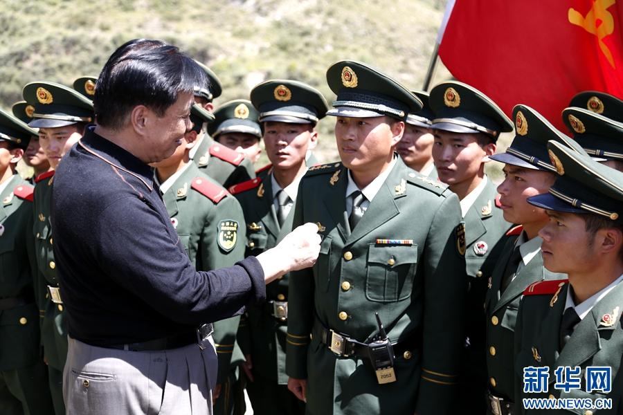纪念红军长征胜利80周年 专家学者班玛重走红军路