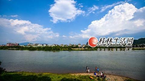 百姓眼中的变化:环境综治成就桂林文明新高度