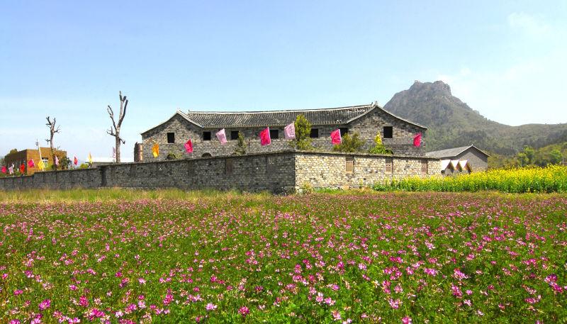 三门生态农家乐园:巧用山水资源 生态产品引客