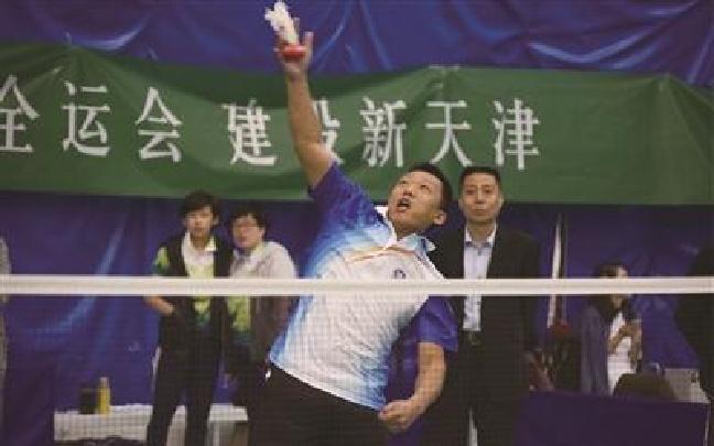 """""""手扑球""""赛响螺湾体育中心落幕"""