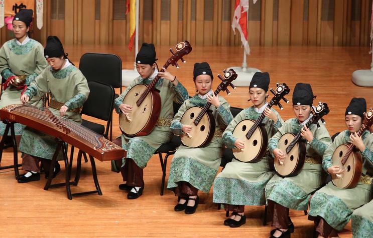 西安鼓乐专场音乐会 传承保护亘古遗韵
