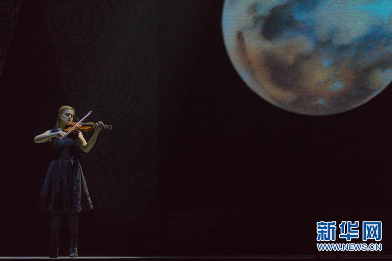 世界第一踢踏舞剧《大河之舞》首登西宁