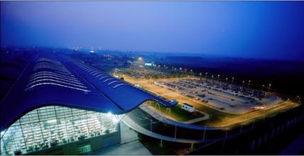 郑州新郑国际机场能见度仅为50米