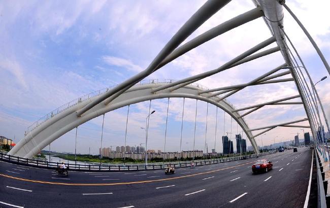 滁州加强城市道路建设 完善路网 畅通滁城内外交通