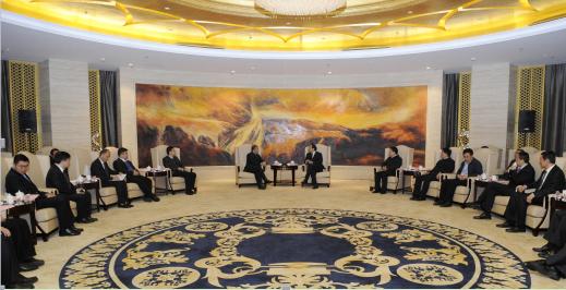 山西国际能源与中国燃气签署战略合作协议