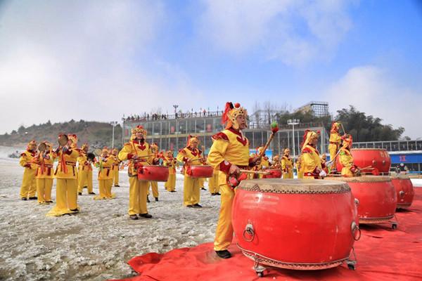 打造中国最美县域 传统年味在安吉