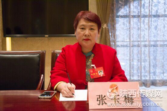 陕西省人大代表张玉梅:加大民营企业发展方面的扶持力度