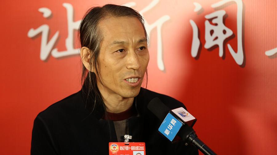 辽宁省政协委员刘景春走进新华会客厅