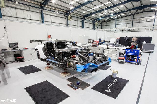 阿斯顿·马丁Vulcan车型解析
