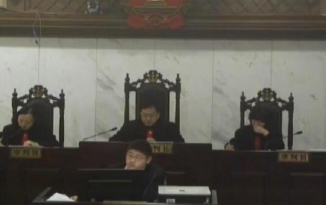 【庭审】沈丘县森豪肥业与河南金达建筑合同纠纷案