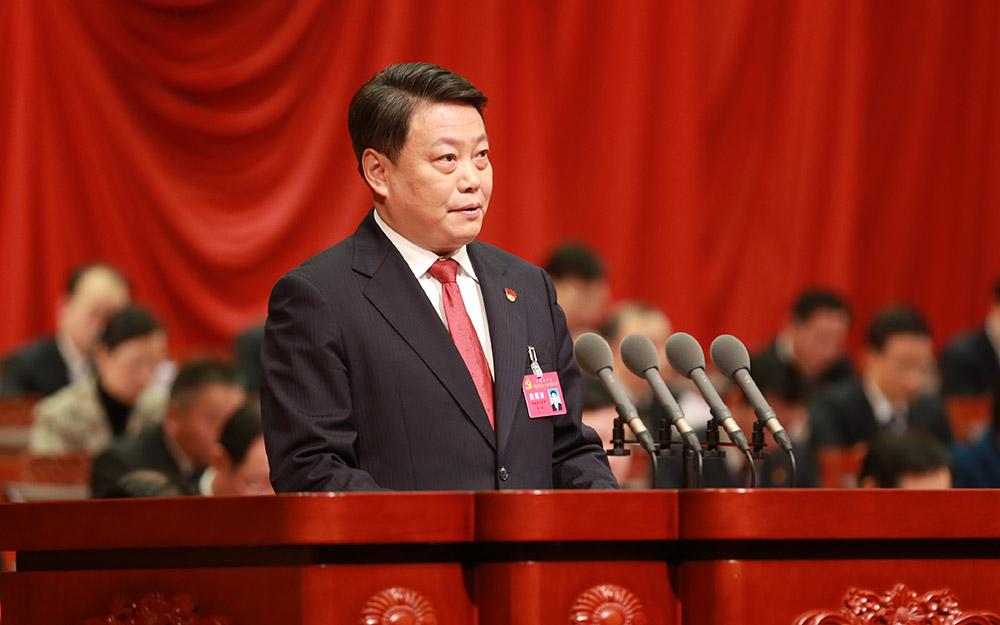 宁波市第十三次党代会开幕 唐一军向大会作报告