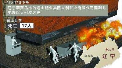 违规作业失火致17人死亡 辽宁一企业12名责任人被判刑