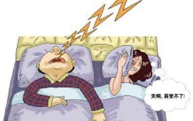 """专家:""""打呼噜""""并非睡得香 可增加多种慢病风险"""