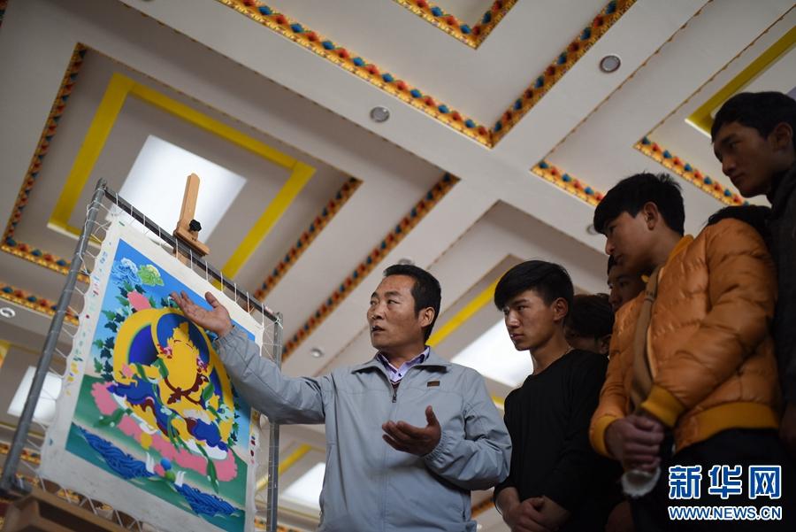 青海省着力推动藏区职业教育发展