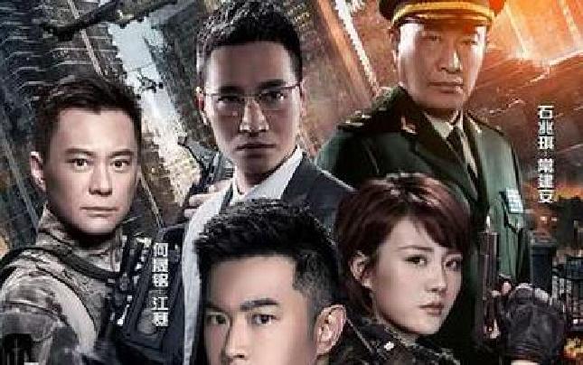 尤小刚《反恐特战队2》打造国际范儿炫酷大片