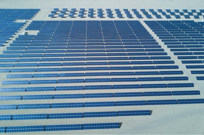青海大力发展光伏新能源产业