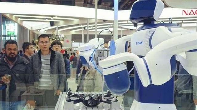 新松机器人产品已出口到23个发达国家和地区