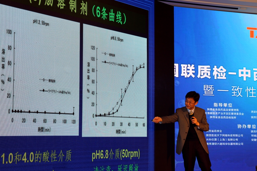 中西部仿制药技术高峰论坛西安举行