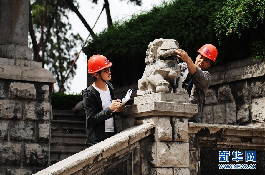 河北加紧修缮保护德式民国建筑群段家楼