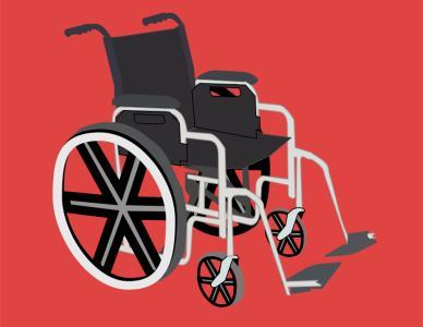 郑州市在12个公园投放轮椅 供市民免费使用