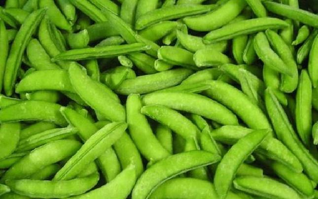 三招选出嫩荷兰豆