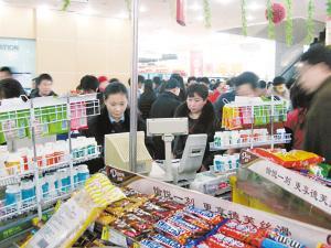 去年陕人均消费品零售总额1.9万 是11年的1.9倍