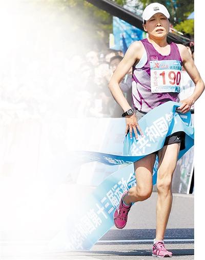 王佳丽:为了冠军永不止步