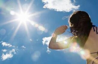 """今明西安""""高烧""""最高温升至34℃ 后天阴转小雨"""