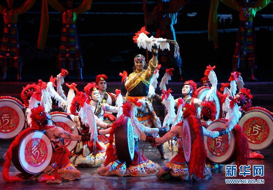 西藏非遗   世界上最长的史诗《格萨尔》