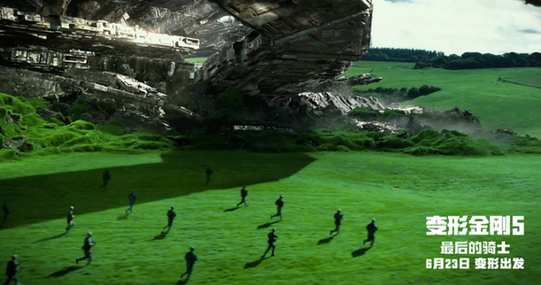 导演迈克尔•贝将携主创来华参加《变5》首映礼