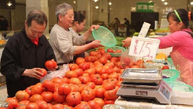 """沈阳:""""一元菜""""成了市场""""主角"""""""