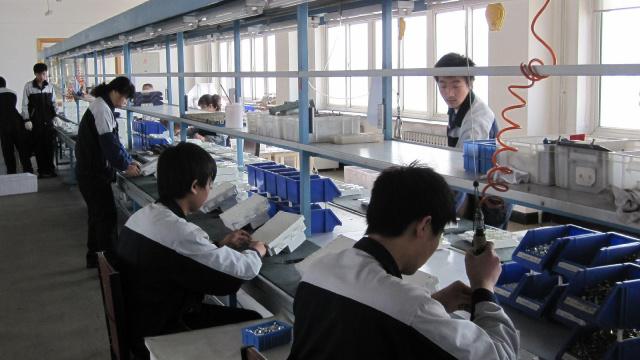 沈阳招收劳动预备制学员 农村学生免学费