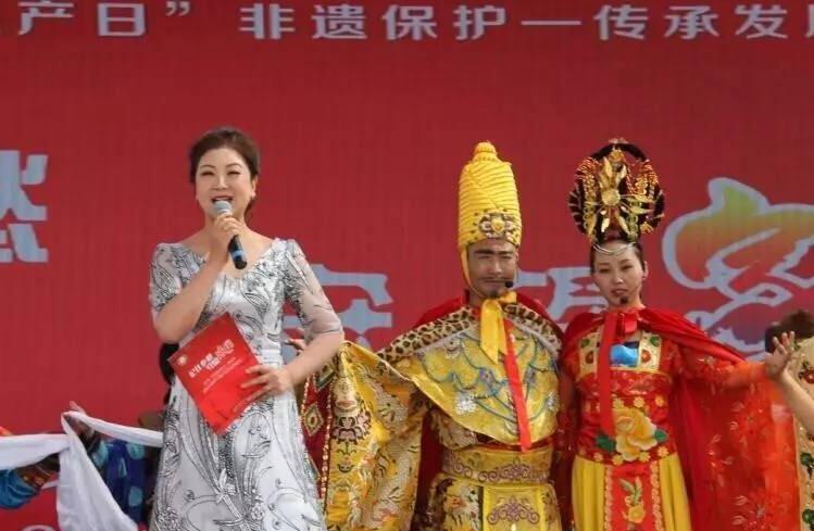 """2017青海省""""文化和自然遗产日"""" 宣传展示活动开幕"""