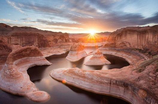 美国家公园举办摄影大赛拍最美图景