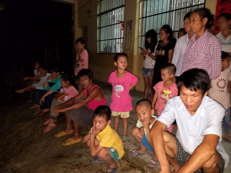 广西苍梧县发生5.4级地震 救灾工作正在有序进行