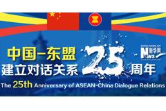 中国—东盟建立对话关系25周年专题