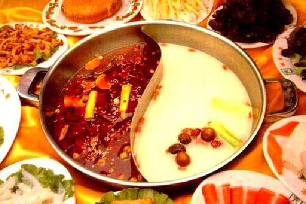涮火锅吃这些蔬菜当心让你胖