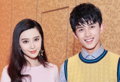 范冰冰与吴磊旧照 网友:时间都去哪儿了