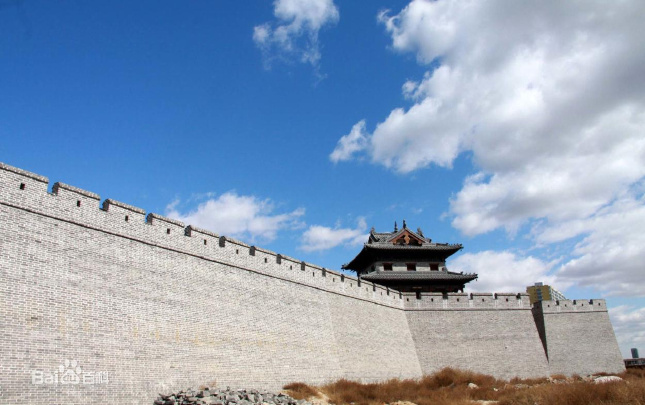 【VR全景】新华网带你游览大同古城墙