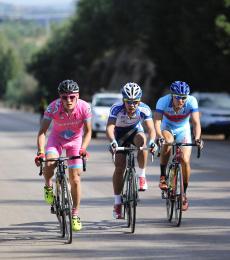 """朱永彪:""""格兰芬多""""让更多云南人认识和喜爱自行车运动"""