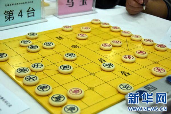 两棋同场竞技:2016青海省象棋围棋团体锦标赛开局