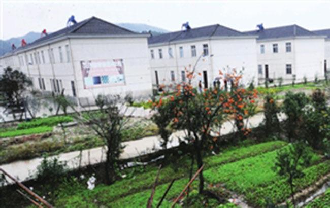 安徽省含山县土地综合整治项目区剪影