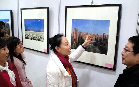 """天津市摄影家协会携手武清区摄影家协会""""走基层送文化"""""""