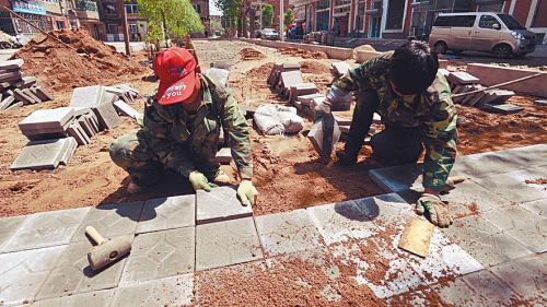 沈阳皇姑区:2000万元专项资金解决居民身边小事