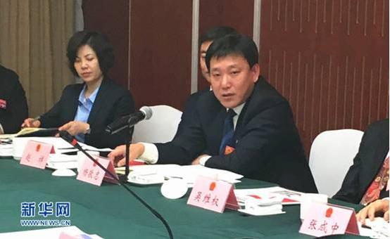杨敬忠:彰武县要做防沙、治沙、用沙的典范