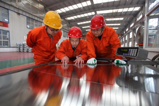 河钢衡板加大新产品开发力度扩展高端市场