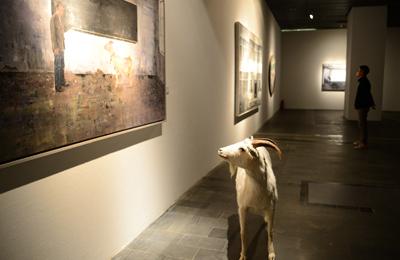 城墙之外——2017西安当代艺术展开展