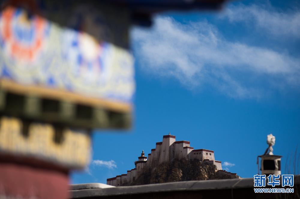 """""""英雄城""""的缘起—西藏江孜宗山抗英遗址"""
