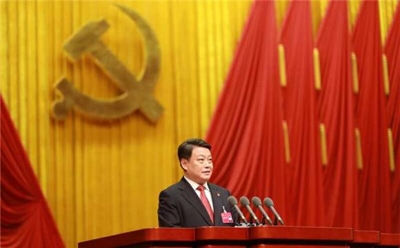 宁波市第十三次党代会开幕